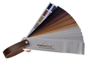 Abbington Custom Wood Finish Selector - Item PNWD-2012