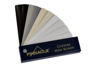 Aluminum Mini Blind Selector - Item PMB-2014