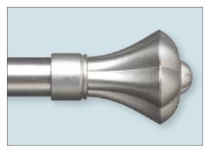Custom Iron Finial - 4